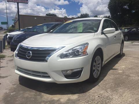 2015 Nissan Altima for sale at Performance Autoworks in Tampa FL