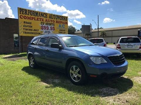 2007 Chrysler Pacifica for sale at Performance Autoworks in Tampa FL