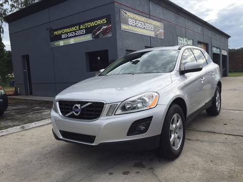 2010 Volvo XC60 for sale at Performance Autoworks in Tampa FL