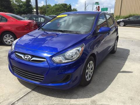 2014 Hyundai Accent for sale at Performance Autoworks in Tampa FL