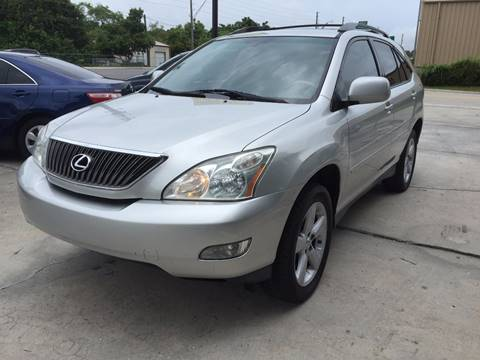 2007 Lexus RX 350 for sale at Performance Autoworks in Tampa FL