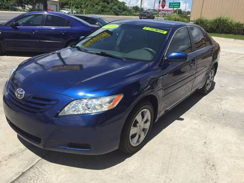2009 Toyota Camry for sale at Performance Autoworks in Tampa FL