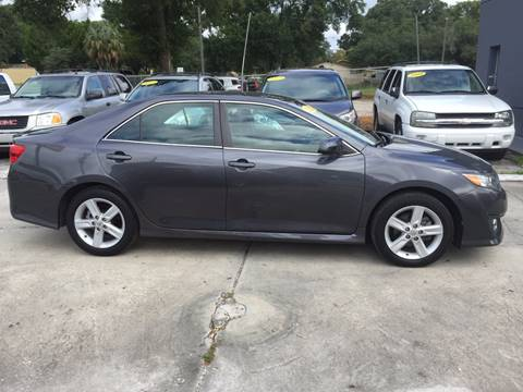 2012 Toyota Camry for sale at Performance Autoworks in Tampa FL
