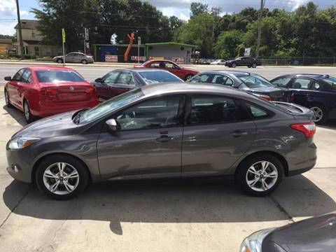 2012 Ford Focus for sale at Performance Autoworks in Tampa FL