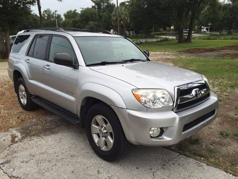 2006 Toyota 4Runner for sale at Performance Autoworks in Tampa FL