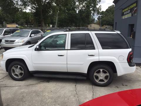 2008 Chevrolet TrailBlazer for sale at Performance Autoworks in Tampa FL