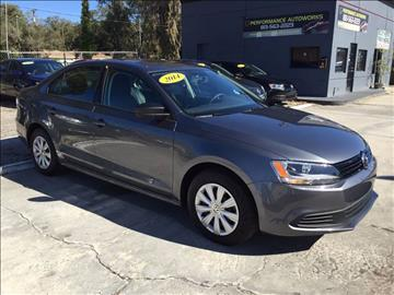 2014 Volkswagen Jetta for sale at Performance Autoworks in Tampa FL