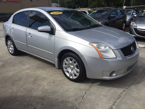 2008 Nissan Sentra for sale at Performance Autoworks in Tampa FL