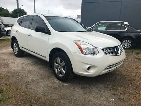 2012 Nissan Rogue for sale at Performance Autoworks in Tampa FL