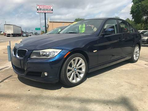 2011 BMW 3 Series for sale at Performance Autoworks in Tampa FL
