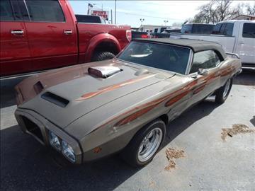 1969 Pontiac Firebird For Sale - Carsforsale.com