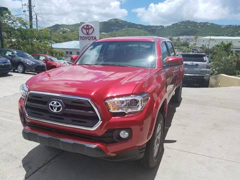 2017 Toyota Tacoma for sale in St Thomas, VI
