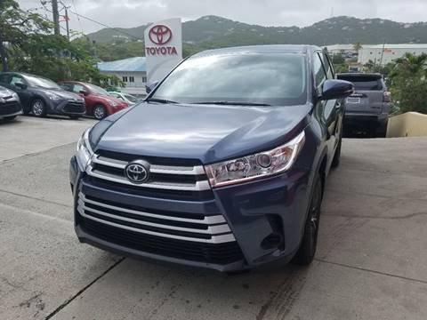 2017 Toyota Highlander for sale in St Thomas, VI
