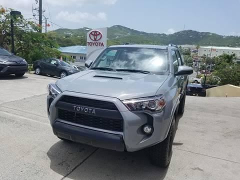 2017 Toyota 4Runner for sale in St Thomas, VI