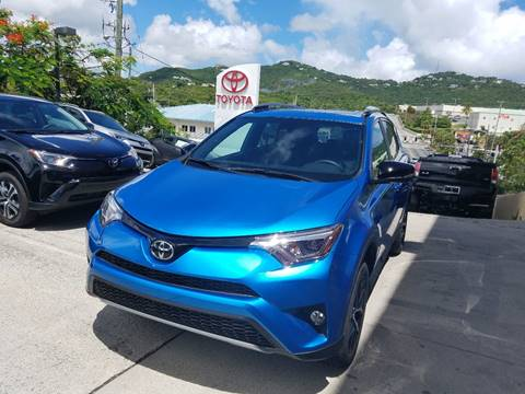 2017 Toyota RAV4 for sale in St Thomas, VI