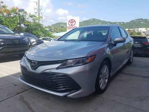 2018 Toyota Camry for sale in St Thomas, VI
