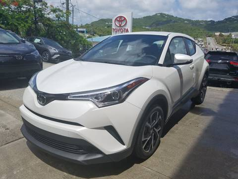 2018 Toyota C-HR for sale in St Thomas, VI