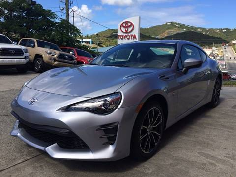 2017 Toyota 86 for sale in St Thomas, VI