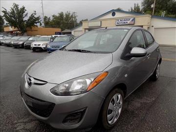 2012 Mazda MAZDA2 for sale in Boise, ID