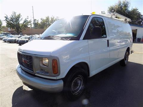 2000 GMC Savana Cargo for sale in Boise, ID