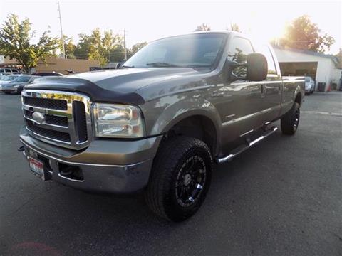 2005 Ford F-250 Super Duty for sale in Boise, ID