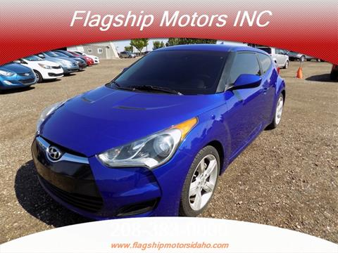 2012 Hyundai Veloster for sale in Nampa, ID