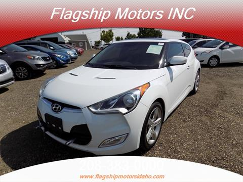 2014 Hyundai Veloster for sale in Nampa, ID