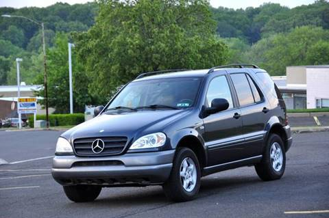 1999 Mercedes-Benz M-Class for sale at T CAR CARE INC in Philadelphia PA