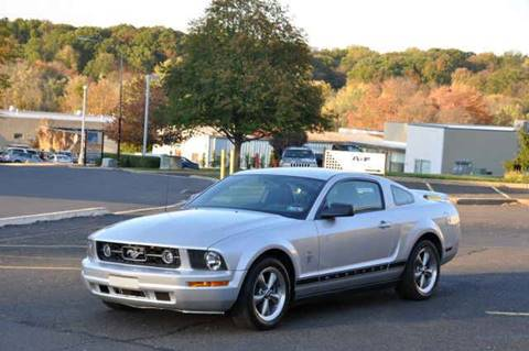 2006 Ford Mustang for sale at T CAR CARE INC in Philadelphia PA