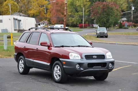 2004 Hyundai Santa Fe for sale at T CAR CARE INC in Philadelphia PA