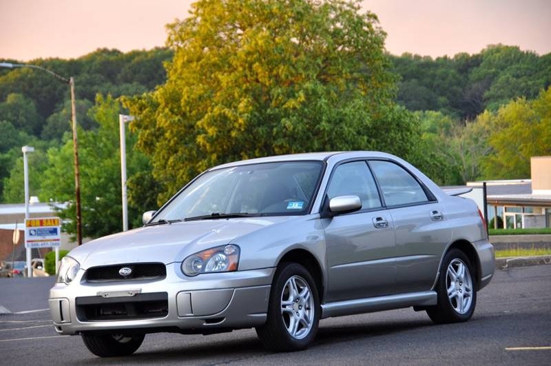 2005 Subaru Impreza for sale at T CAR CARE INC in Philadelphia PA