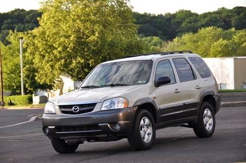 2004 Mazda Tribute for sale at T CAR CARE INC in Philadelphia PA