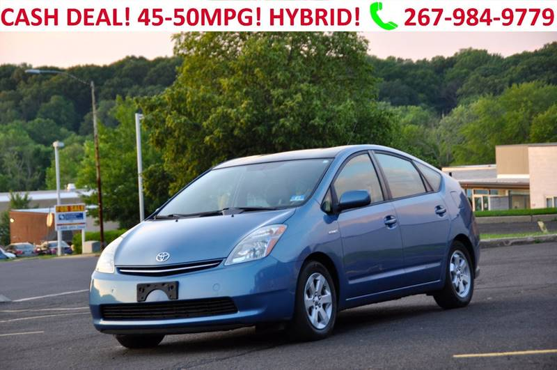 2007 Toyota Prius for sale at T CAR CARE INC in Philadelphia PA