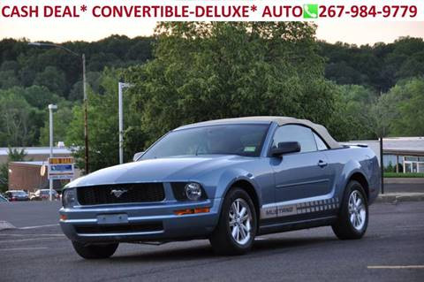 2007 Ford Mustang for sale at T CAR CARE INC in Philadelphia PA
