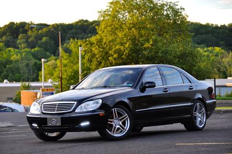 2002 Mercedes-Benz S-Class for sale at T CAR CARE INC in Philadelphia PA