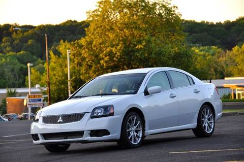 2012 Mitsubishi Galant for sale at T CAR CARE INC in Philadelphia PA
