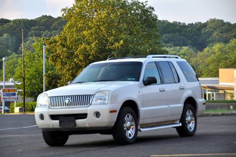 2003 Mercury Mountaineer for sale at T CAR CARE INC in Philadelphia PA