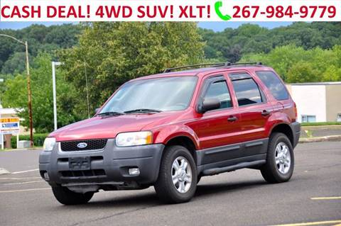 2003 Ford Escape for sale in Philadelphia, PA