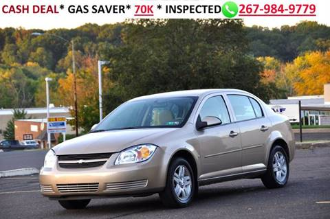 2006 Chevrolet Cobalt for sale at T CAR CARE INC in Philadelphia PA