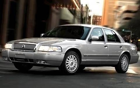 2008 Mercury Grand Marquis for sale in Philadelphia, PA