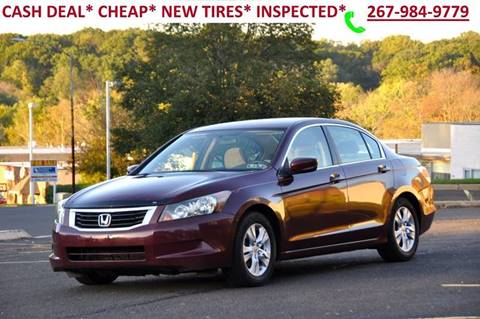 2010 Honda Accord for sale at T CAR CARE INC in Philadelphia PA