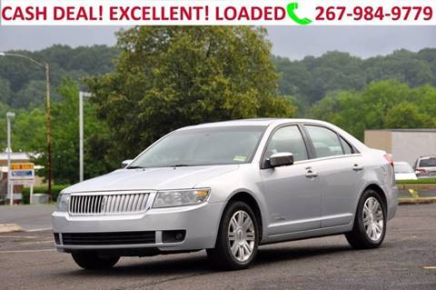 2006 Lincoln Zephyr for sale at T CAR CARE INC in Philadelphia PA