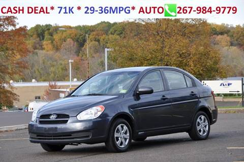2011 Hyundai Accent for sale at T CAR CARE INC in Philadelphia PA