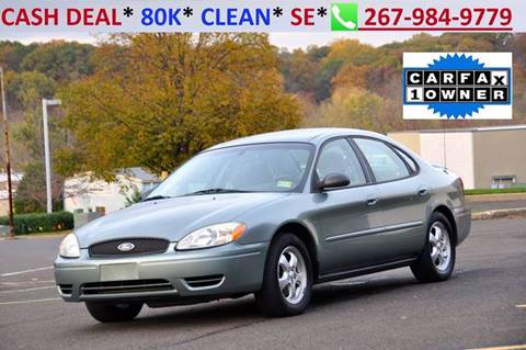 2005 Ford Taurus for sale at T CAR CARE INC in Philadelphia PA