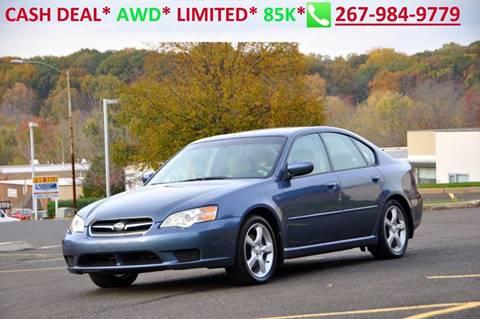 2006 Subaru Legacy for sale at T CAR CARE INC in Philadelphia PA