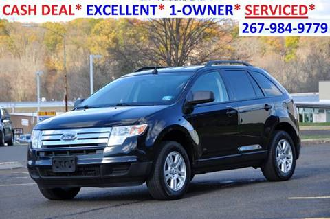 2008 Ford Edge for sale at T CAR CARE INC in Philadelphia PA