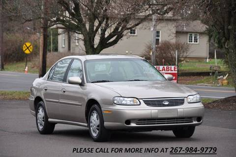 1999 Chevrolet Malibu for sale at T CAR CARE INC in Philadelphia PA