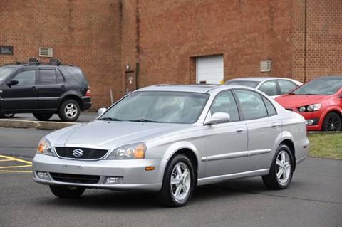 2005 Suzuki Verona for sale at T CAR CARE INC in Philadelphia PA