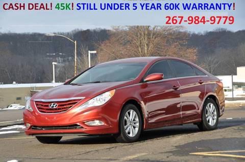 2013 Hyundai Sonata for sale at T CAR CARE INC in Philadelphia PA