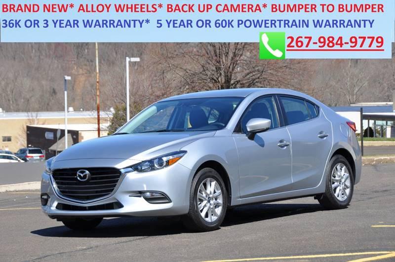 2017 Mazda MAZDA3 for sale at T CAR CARE INC in Philadelphia PA